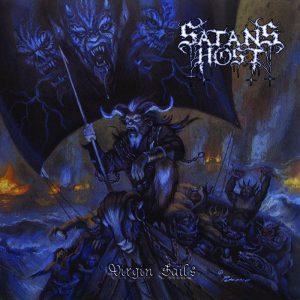 SATAN`S HOST - Virgin sails      CD