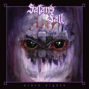 SATAN`S FALL - Seven nights      Maxi CD