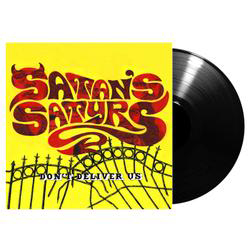 SATAN`S SATYRS - Don`t deliver us      LP
