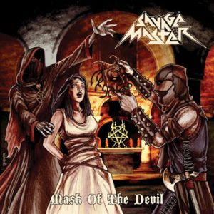 SAVAGE MASTER - Mask of the devil      CD
