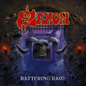 SAXON - Battering ram      CD