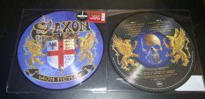 SAXON - Lionheart      LP
