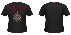 SAXON - Strong arm of the law - size XL      T-Shirt - 100 % Baumwolle
