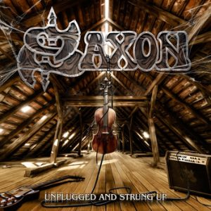 SAXON - Unplugged and strung up      2-CD