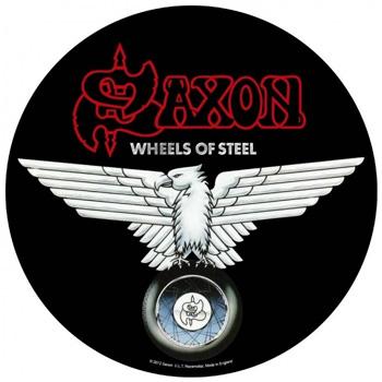 SAXON - Wheels of steel      Rückenaufnäher