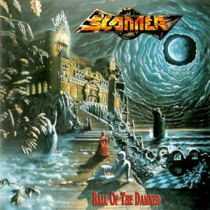 SCANNER - Ball of the damned      CD