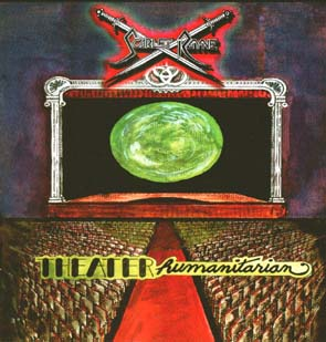 SCARLET RAYNE - Theater humanitarian      CD