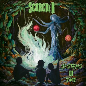 SCORCHER - Systems of time      CD