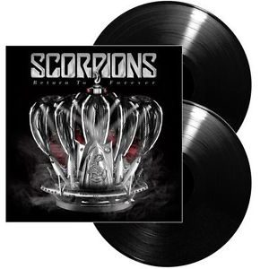 SCORPIONS - Return to forever      DLP