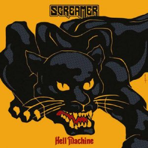 SCREAMER - Hell machine      CD