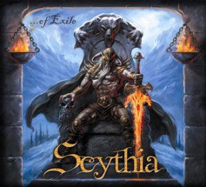 SCYTHIA - ...of exile      CD
