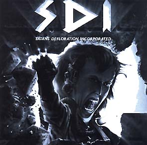 S.D.I. - Satans defloration incorporated & bonustracks      CD