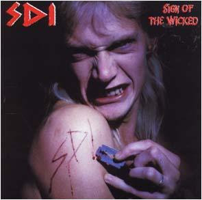 S.D.I. - Sign of the wicked & bonustracks      CD