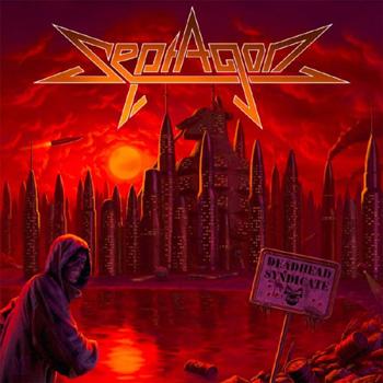 SEPTAGON - Deadhead syndicate      CD