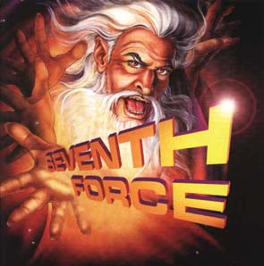 SEVENTH FORCE - Resurrection      CD