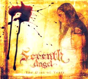 SEVENTH ANGEL - The dust of years      CD