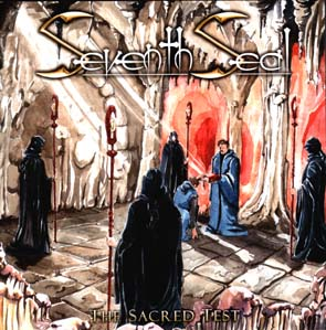 SEVENTH SEAL - The sacred test      CD