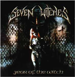 SEVEN WITCHES - The year of the witch      CD