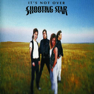SHOOTING STAR - It`s not over      CD