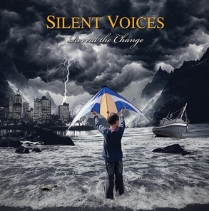SILENT VOICES - Reveal the change      CD