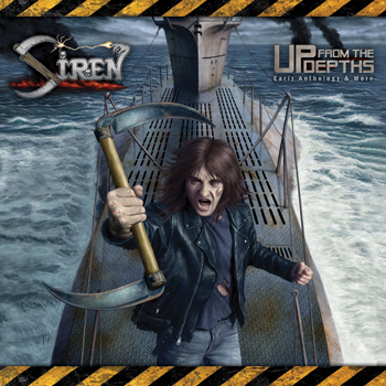SIREN - Up from the depths      2-CD