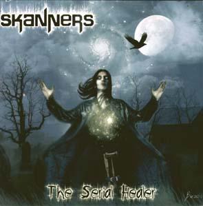 SKANNERS - The serial healer      CD