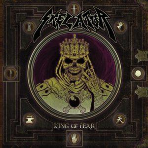 SKELATOR - King of fear      CD