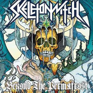 SKELETONWITCH - Beyond the permafrost      LP