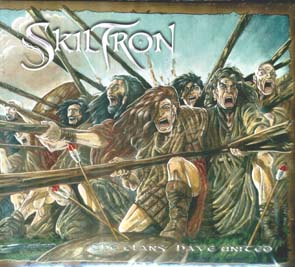 SKILTRON - The clans have united      CD