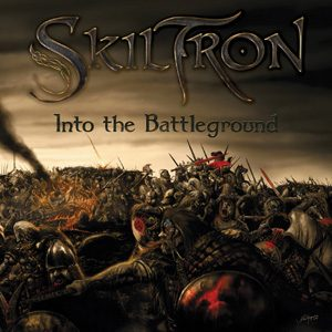 SKILTRON - Into the battleground      CD