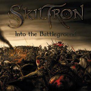 SKILTRON - Into the battleground      CD