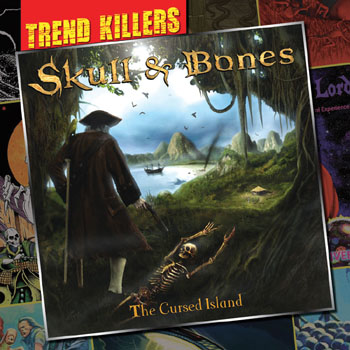 SKULL & BONES - The cursed islands      CD