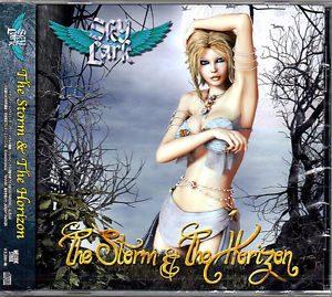 SKYLARK - The storm & the horizon      CD