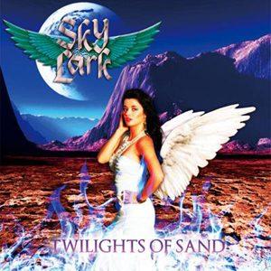 SKYLARK - Twilights of sand      2-CD
