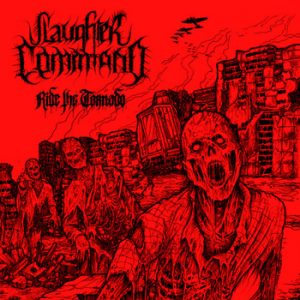 SLAUGHTER COMMAND - Ride the tornado      CD