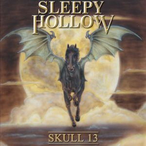 SLEEPY HOLLOW - Skull 13      CD