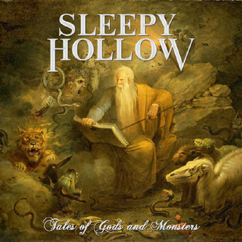 SLEEPY HOLLOW - Tales of gods and monsters      CD