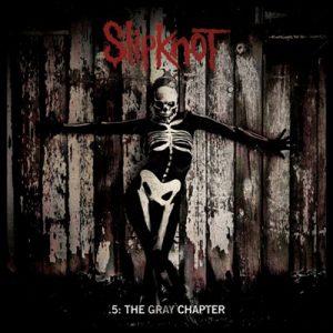 SLIPKNOT - .5: The Gray Chapter      DLP