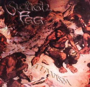 THE LORD WEIRD SLOUGH FEG - Atavism      CD