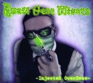 SMALL HEAP MISERY - Injected overdose      CD