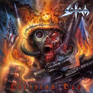 SODOM - Decision day - limited version      CD