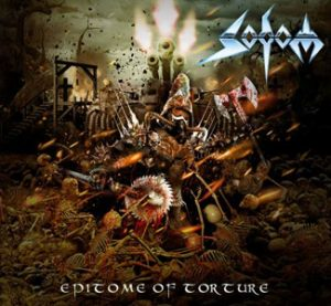 SODOM - Epitome of torture - limited version      CD