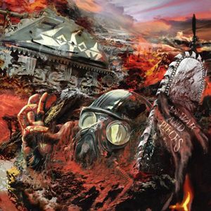 SODOM - In war and pieces      CD