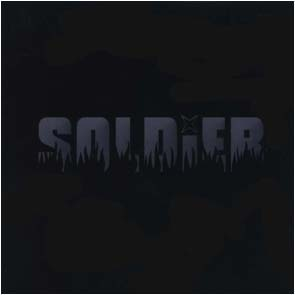 SOLDIER - Infantrycide      Maxi CD