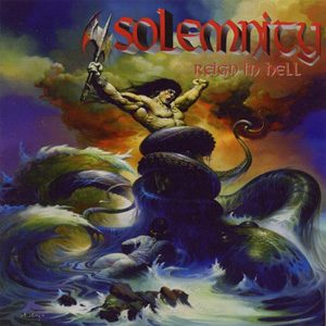 SOLEMNITY - Reign in hell      CD