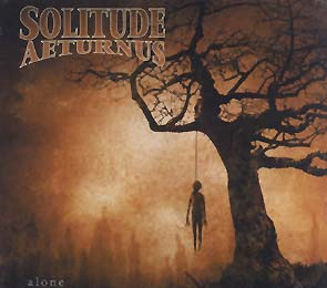 SOLITUDE AETURNUS - Alone      CD