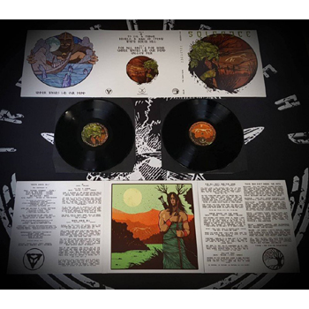 SOLSTICE - White horse hill      LP