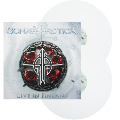 SONATA ARCTICA - Live in Finland - white vinyl      DLP
