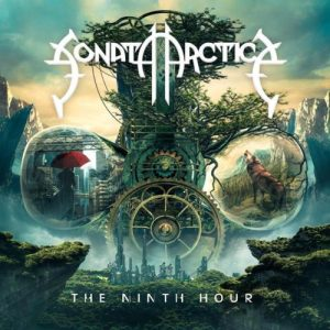 SONATA ARCTICA - The ninth hour - digipak      CD