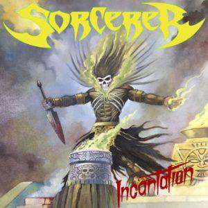 SORCERER - Incantation      CD